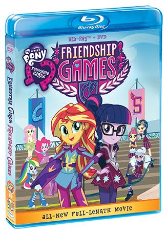 MLP Friendship Games